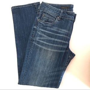 KUT FROM THE KLOTH Boyfriend Fit Straight Jeans